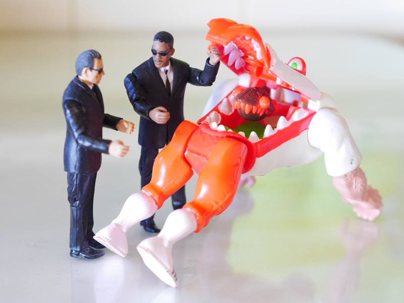 Tombstone Tackle / Ghostbusters